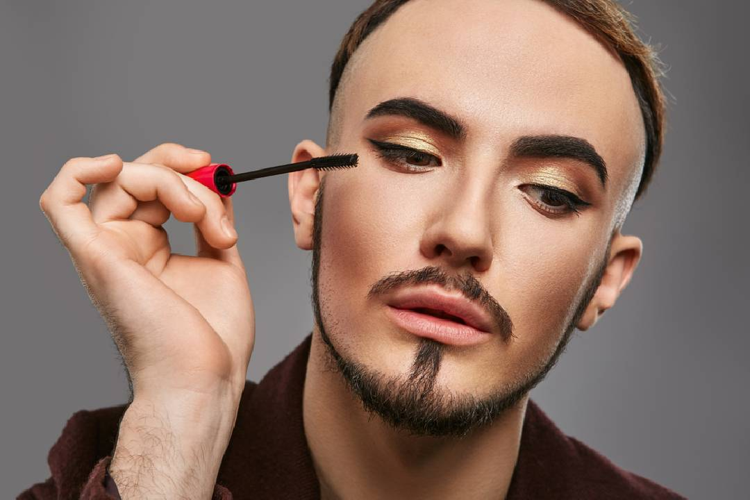 maquillage pour homme